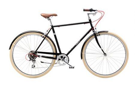PUBLIC Bikes V7 Comfort 7-Speed City Bike (2016 Model)